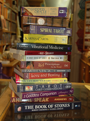 Wishes metaphysical spiritual inspirational books tarot
